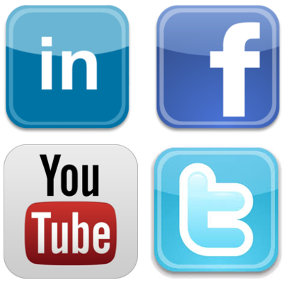 Facebook twitter linkedin pinterest youtube googleplus instagram